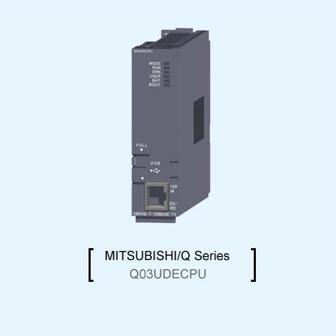天津三菱变频器可编程控制器Q03UDECPU