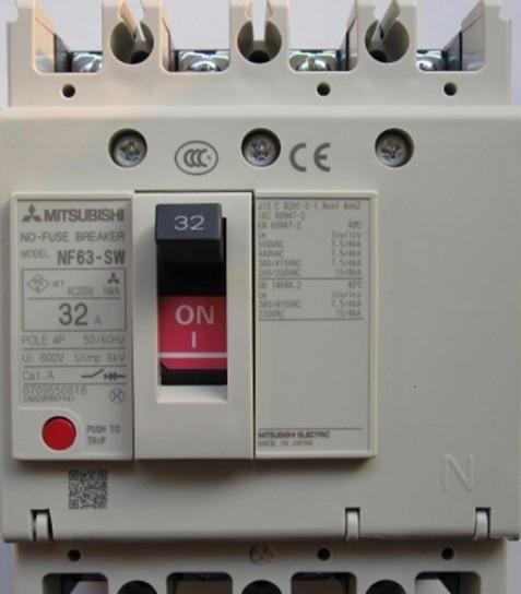 天津三菱断路器开关交流接触器S-T65热继电器