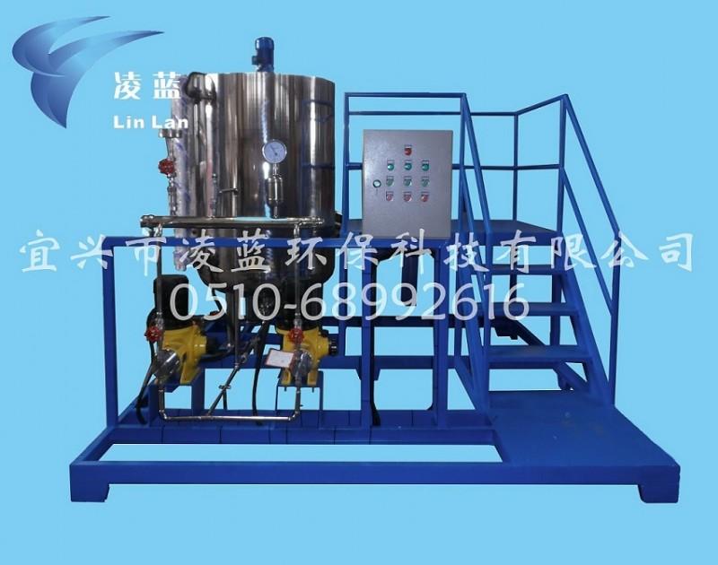 一体化加药装置 投药搅拌桶 搅拌机加药设备