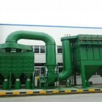 锂电池生产车间粉尘净化收集专用脉冲集尘器旋风分离除尘器厂家