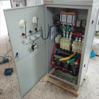 75kW起动柜 135千瓦自耦降压控制柜