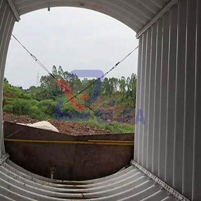 箱型拱涵钢波纹管