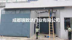四川电动监舍监控监舍AB大门-成都瑞致达电动门厂家设计生产