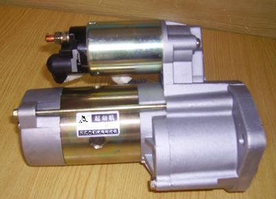 3708010-X2大柴CA498起动机。
