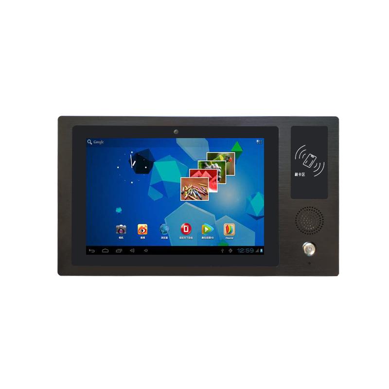 安卓10寸触摸平板支持二维码模块