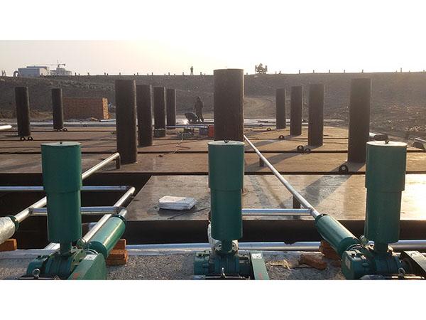 渭南地埋式污水处理设备宏瑞远达独特设计风格给您不一样环保体验