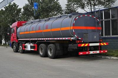 罐车运输的合理管理