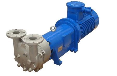 水环真空泵真空度不够的原因及解决方法