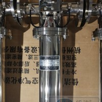 厂家直供压缩空气食品级灭菌过滤器除菌过滤器不锈钢蒸汽过滤器