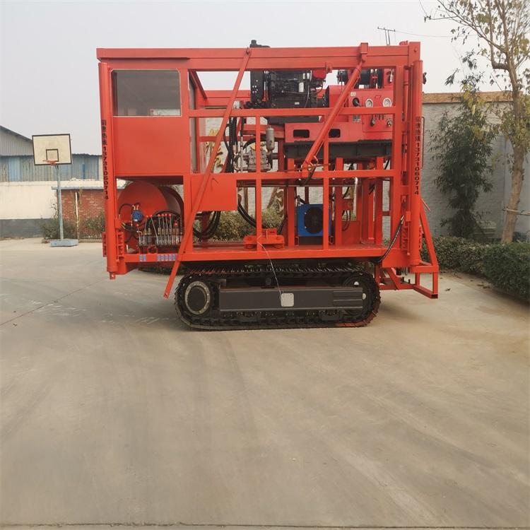 忻州XY-2C型百米钻探王 贵阳钻王钻机操作手册
