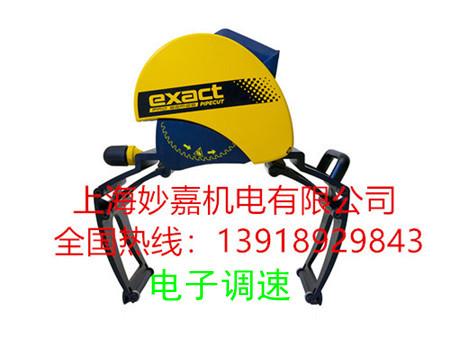 切割多种材质,电子调速,动力强劲的电动切管机460Pro