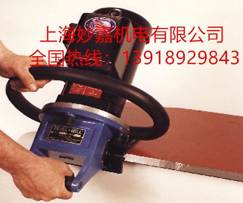无振动,无油烟,无灰尘的钢板坡口机Heck9000