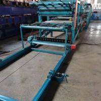 泊头压瓦机厂家现货有售搭接式980单泡沫复合板成型机
