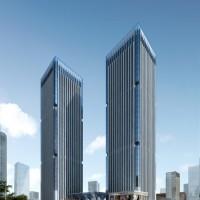 酉阳县外墙设计施工_彭水县玻璃幕墙型材安装-重庆航鸿幕墙公司