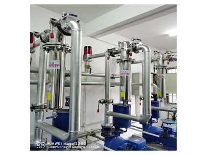 真空泵配套杀菌过滤器 真空泵配套消毒过滤器