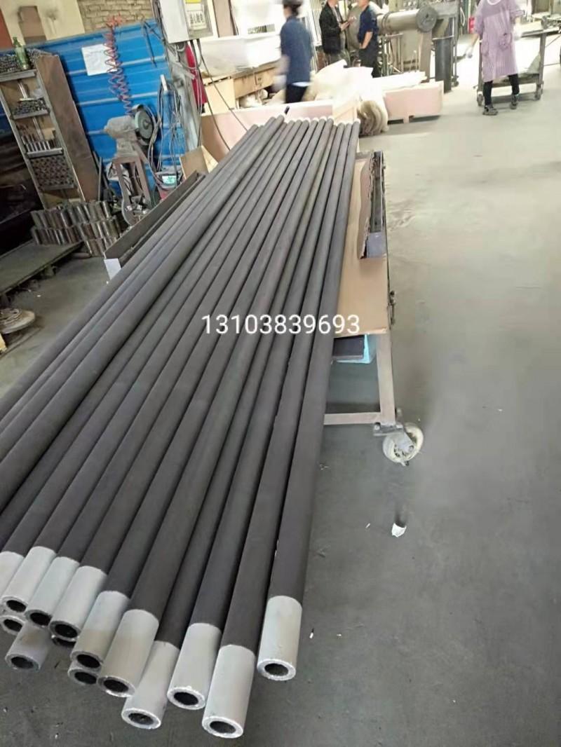钎焊炉用户高温硅碳棒