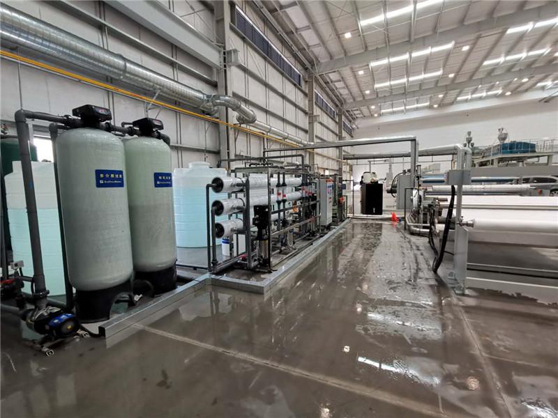 湖州超纯水设备_化妆品超纯水_超纯水设备