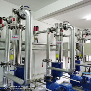 真空泵排气口灭菌器 真空泵排气口杀毒装置