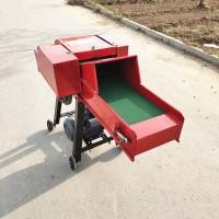 输送带式铡草机 移动型铡草机 自动进料输送带小型铡草机