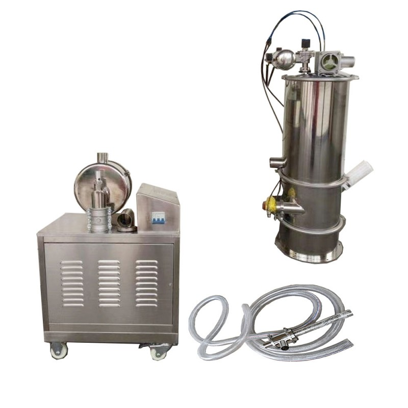 氯化钙无污染输送用真空上料机