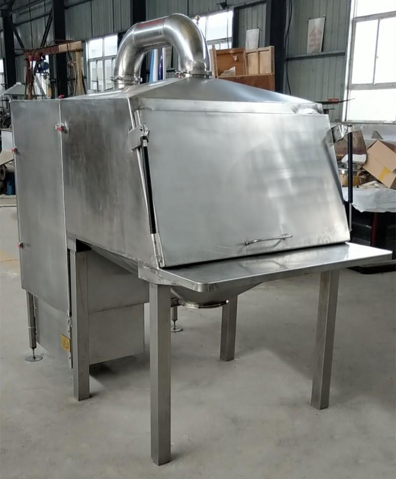 二氧化硅无污染加料输送用无尘投料平台