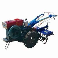 手扶拖拉机葡萄埋藤机 荒地开荒深耕机 小型家用果园手扶拖拉机
