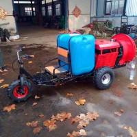 自走大马力打药机 乘坐式风送喷雾器 自走式风送果园打药机