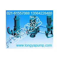 WQP200-250-40-55变频污泥泵