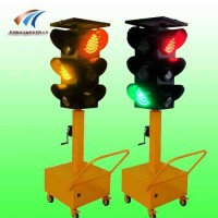 滁州太阳能移动红绿灯 交通红绿灯生产厂家
