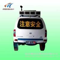 优质太阳能仿真警车标志 交通安全设备 交通设施