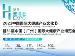 2021广州大健康博览会