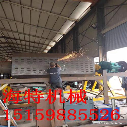 锰钢材质耐磨六角研磨设备