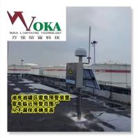 湖北大型风景区雷电预警装置 便携式车载雷电预测站